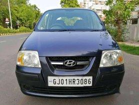 Used 2008 Hyundai Santro MT for sale