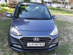 2018 Hyundai Xcent MT for sale at low price