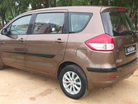 Used Maruti Suzuki Ertiga ZXI MT car at low price