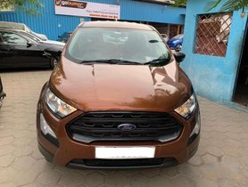 Ford EcoSport Ambiente 1.5 Ti VCT MT, 2018, Petrol for sale