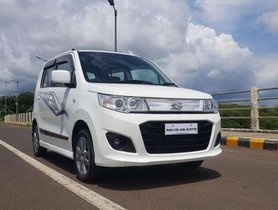 Maruti Suzuki Wagon R Stingray 2014 MT for sale