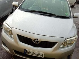 Toyota Corolla Altis 1.8 G 2010 MT for sale