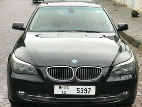Used 2009 BMW 5 Series AT for sale