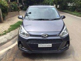 Hyundai Grand i10 Sportz 1.2 Kappa VTVT, 2017, Petrol MT for sale