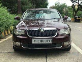 Skoda Superb Elegance 2.0 TDI CR AT, 2012, Diesel for sale