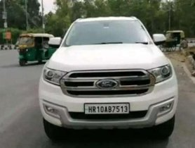 Ford Endeavour 3.2 Trend AT 4x4, 2016, Diesel for sale