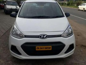 Hyundai Xcent S 1.2, 2016, Diesel MT for sale