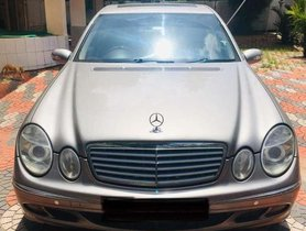 Mercedes Benz E Class 2006 AT for sale