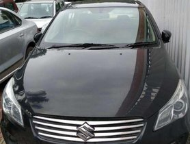 Used Maruti Suzuki Ciaz Zeta 2017 MT for sale