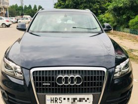Used Audi Q5 2008-2012 AT for sale at low price