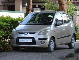 Hyundai i10 Magna (O), with Sunroof, 2008, Petrol MT for sale