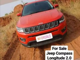 2017 Jeep Compass AT for sale