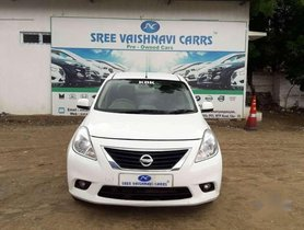 2012 Nissan Sunny MT for sale at low price