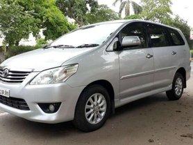 Toyota Innova 2.0 VX 8 STR BS-IV, 2012, Diesel MT for sale