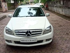 Used 2011 Mercedes Benz C-Class MT for sale