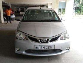 Toyota Etios 2015 MT for sale