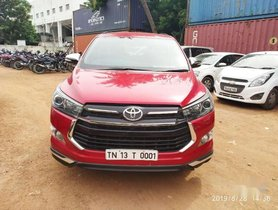 Toyota Innova Crysta 2017 AT for sale