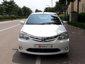 2012 Toyota Etios G MT for sale at low price