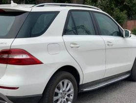 Used Mercedes Benz M Class ML 250 CDI 2013 AT for sale