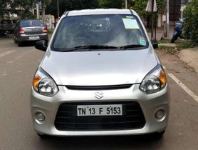 Maruti Suzuki Alto 800 2016 MT for sale