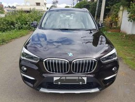2018 BMW X1 sDrive20d AT for sale at low price