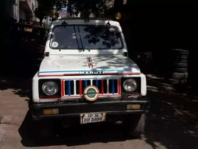Maruti Suzuki Gypsy 2002 MT for sale