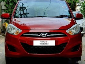 Hyundai i10 Sportz 1.2, 2012, Petrol AT for sale