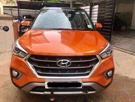 Hyundai Creta 1.6 SX Dual Tone, 2018, MT for sale