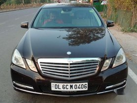 Mercedes-Benz E-Class 220 CDI Sport, 2012, Diesel AT for sale