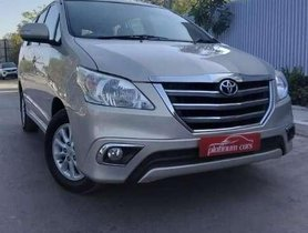 Toyota Innova 2.5 ZX BS IV 7 STR, 2014, Diesel MT for sale