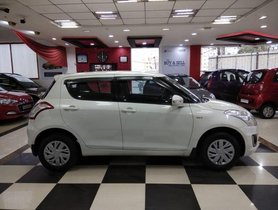 Used 2015 Maruti Suzuki Swift VXI MT for sale