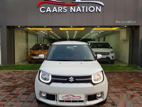 Maruti Suzuki Ignis 2018 MT for sale