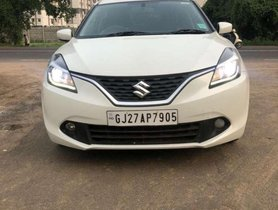2016 Maruti Suzuki Baleno Alpha Diesel AT for sale