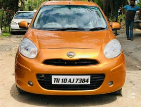 Nissan Micra XV Premium Diesel, 2012, MT for sale