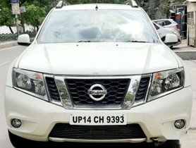 Used Nissan Terrano MT at low price