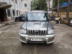 Mahindra Scorpio LX BS-IV, 2010, Diesel MT for sale