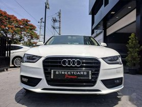 Audi A4 2.0 35 TDI Premium, 2014, Diesel AT for sale