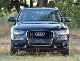 Audi Q3 2.0 TDI quattro Premium Plus, 2014, Diesel AT for sale