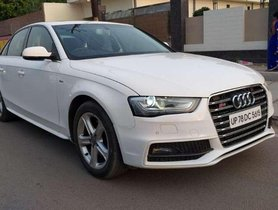 Used 2013 Audi A4 25 TFSi Premium AT for sale