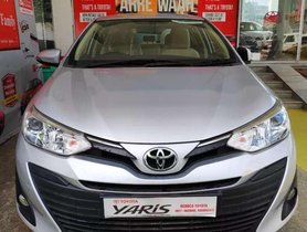 Toyota Yaris G 2018 MT for sale