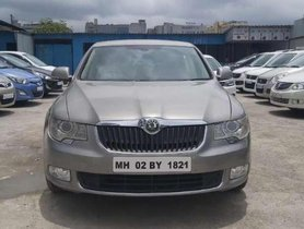 Skoda Superb Elegance 1.8 TSI AT, 2010, Petrol for sale