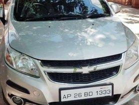 Used Chevrolet Sail LS ABS MT car at low price