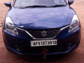 Maruti Suzuki Baleno Delta 2017 MT for sale