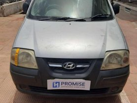Hyundai Santro, 2006, CNG & Hybrids MT for sale