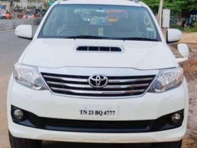 Toyota Fortuner 2.8 4X4 MT, 2013, Diesel for sale