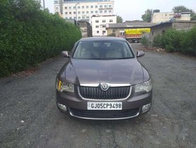 Skoda Superb Elegance 2.0 TDI CR AT 2010 for sale