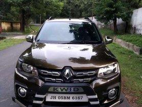 Renault Kwid RXT OPTIONAL, 2016, Petrol MT for sale