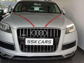 2011 Audi Q7 AT for sale