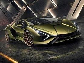 Only 63 Units of Lamborghini Sián to be Ever Made