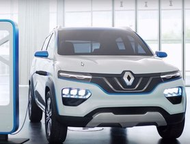 Renault K-ZE (Kwid EV) Launched In China, Prices Begin At ₹6.2 Lakh